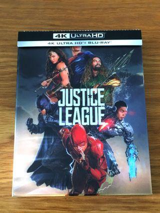 正義聯盟 特別版 雙面立體版 DC