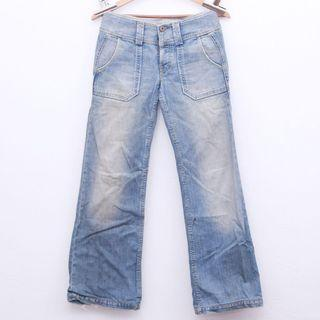 Size 28 DIESEL Only The  Brave Denim Jeans