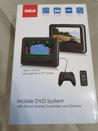 Mobile DVD System