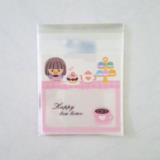 Cookies bag (10×10) Teatime