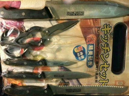 日本刀set