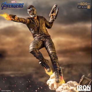 ⚠️6/16結單⚠️ Iron Studio 1/10 復仇者聯盟終局之戰 星爵雕像公仔