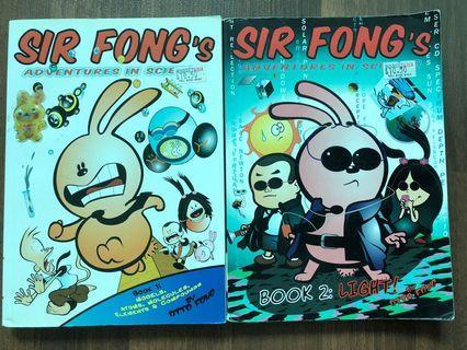 🚚 Sir Fong's comic books