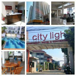 Apartment Name: CITY LIGHT, Strategis di Tangerang Selatan!