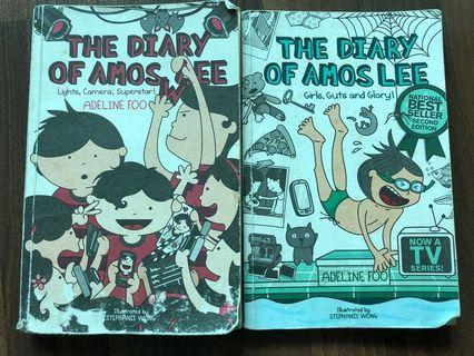 🚚 The Diary Of Amos Lee