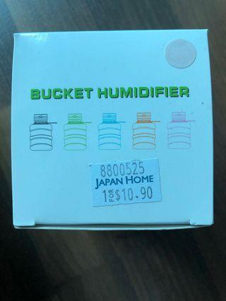 Bucket humidifier