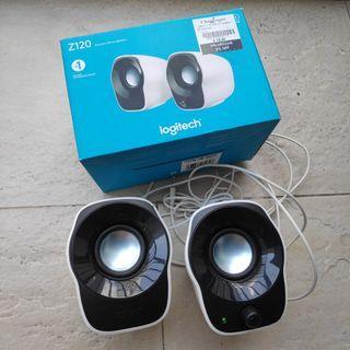 Logitech Z170 USB Speakers