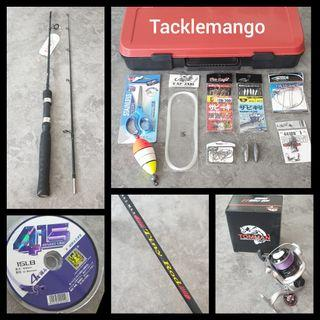 HARI RAYA PROMO FISHING COMBO SET