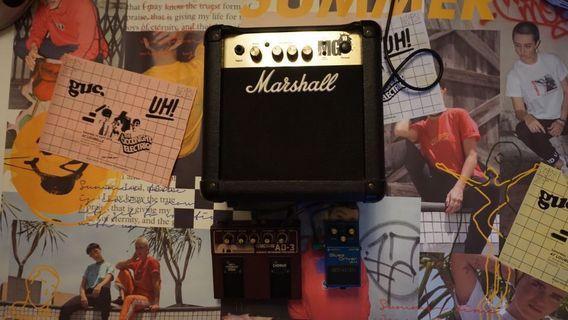 Ampli Gitar Marshall MG10 Gold