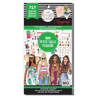 Happy Planner Stickers - Rongrong - Mini Seasonal