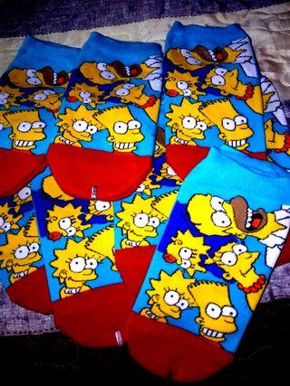 Simpson Ankle Socks