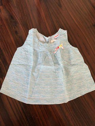 Baby Zara sleeveless top