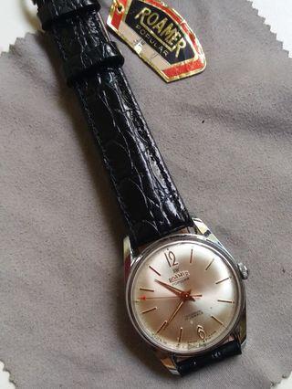 N.O.S Vintage Roamer watch