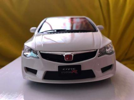 1/18 Honda Civic FD2 Type R
