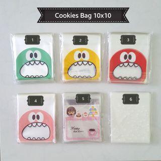 Cookies Bag (10x10) 6 designs