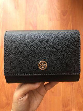 Preloved Tory Burch Robinson Medium Wallet