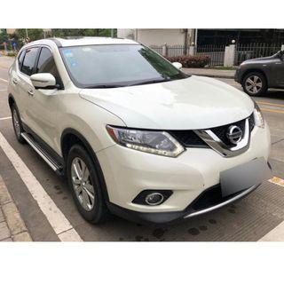 賣18萬跑4萬公里[Nice]2015 Nissan X-Trail X翠 黑色已經賣了剩白色這台