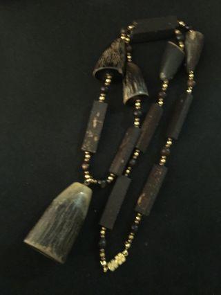 🚚 犛牛角項鍊