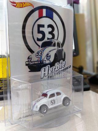 Hotwheels Beetle Herbie
