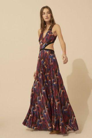 ba&sh pia. DRESS HK$4,030.00 細碼#1 高貴輕鬆連身長裙