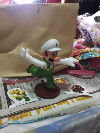 Luigi Display toy