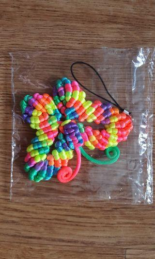 Handmade Chinese Knot Butterfly Key Chain