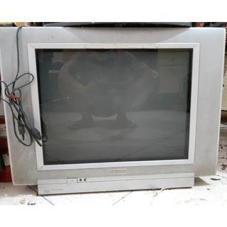 TV Philips 25 inch Silver