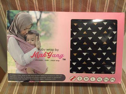 Baby wrap by Mak Yang