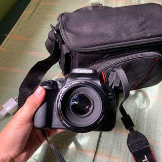 FOR RENT CANON 600D