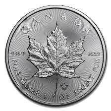 🚚 WTB Maple Canadian silver coins