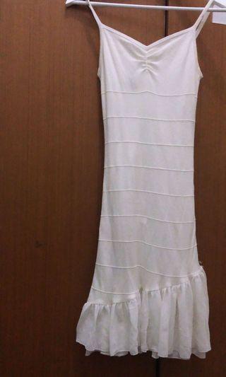 White Dress SERBA 60ribu