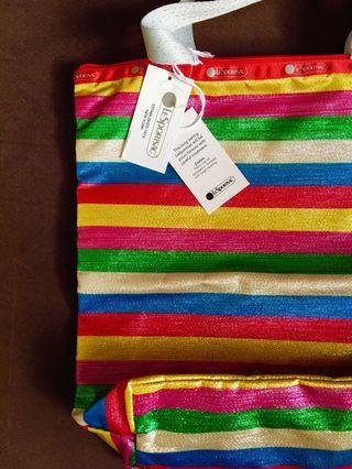Lesportsac Rainbow tote bag