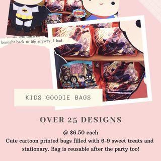 Kids Party Goodie Bags Gift Bags