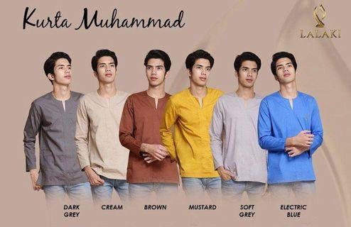 Lalaki Kurta Muhammad