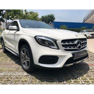 Mercedes-Benz GLA200 Auto
