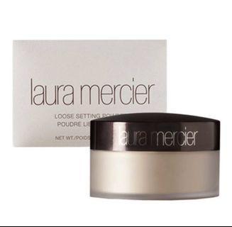 Laura mercier 蜜粉