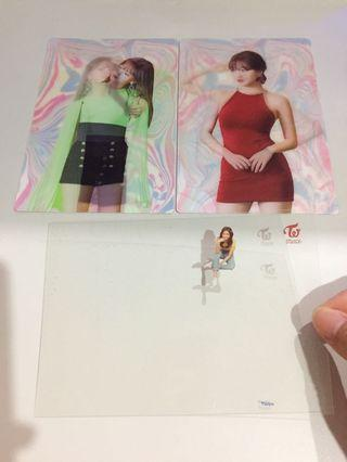[WTS] TWICE FANCY/WHAT IS LOVE LENTICULAR CARD