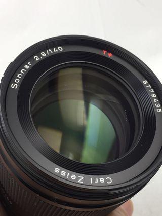 Contax 645 Sonnar 140mm F2.8