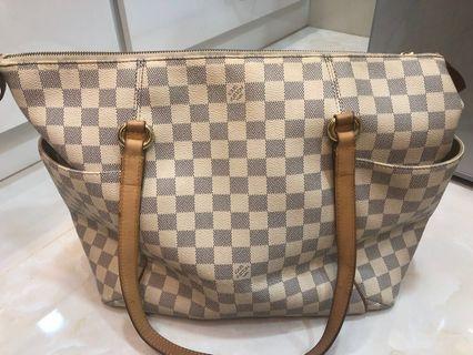 Louis Vuitton Totally Mm Tote Bag Shoulder Tote N51262