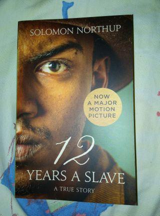 12 Years A Slave Novel