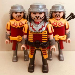 Playmobil Mongolian Knights