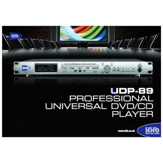 HHB  SACD super audio CD Player