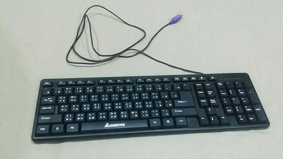 🚚 鍵盤(圓頭)