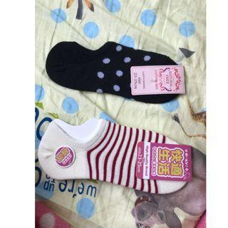 全新 女裝襪 2雙