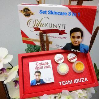 Skin care 1 set