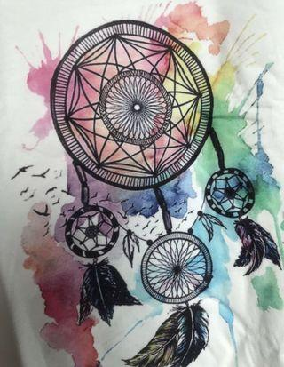[全新未著過] Dreamcatcher 捕夢網 T-shirt