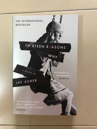 🚚 Thirteen Reasons Why Novel