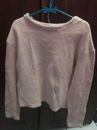 Sweater Pink H&M