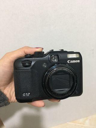 Sony G12 相機