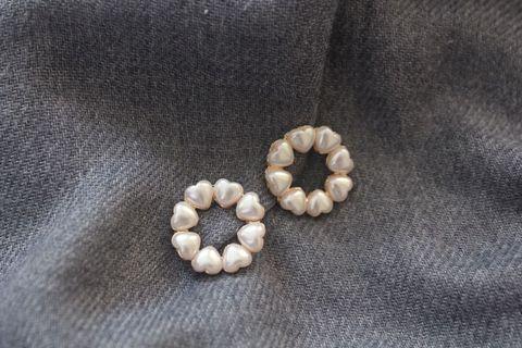 New! Pearl Earrings anting bunga mutiara korea aksesoris wanita
